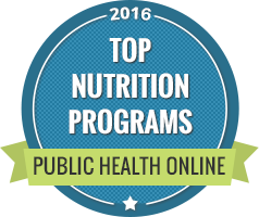 Nutrition highest college degrees